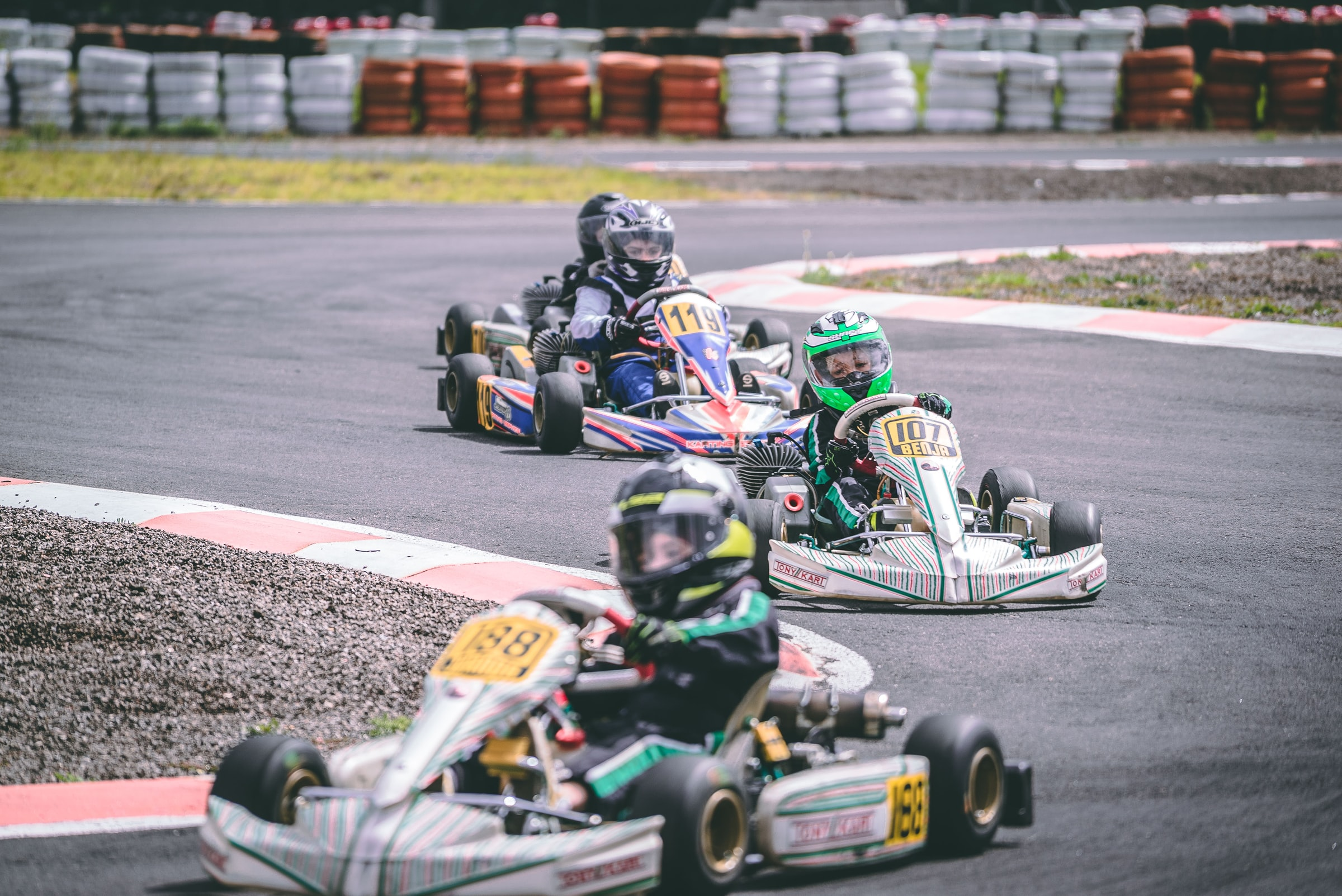 Go Karting For 3 Year Olds